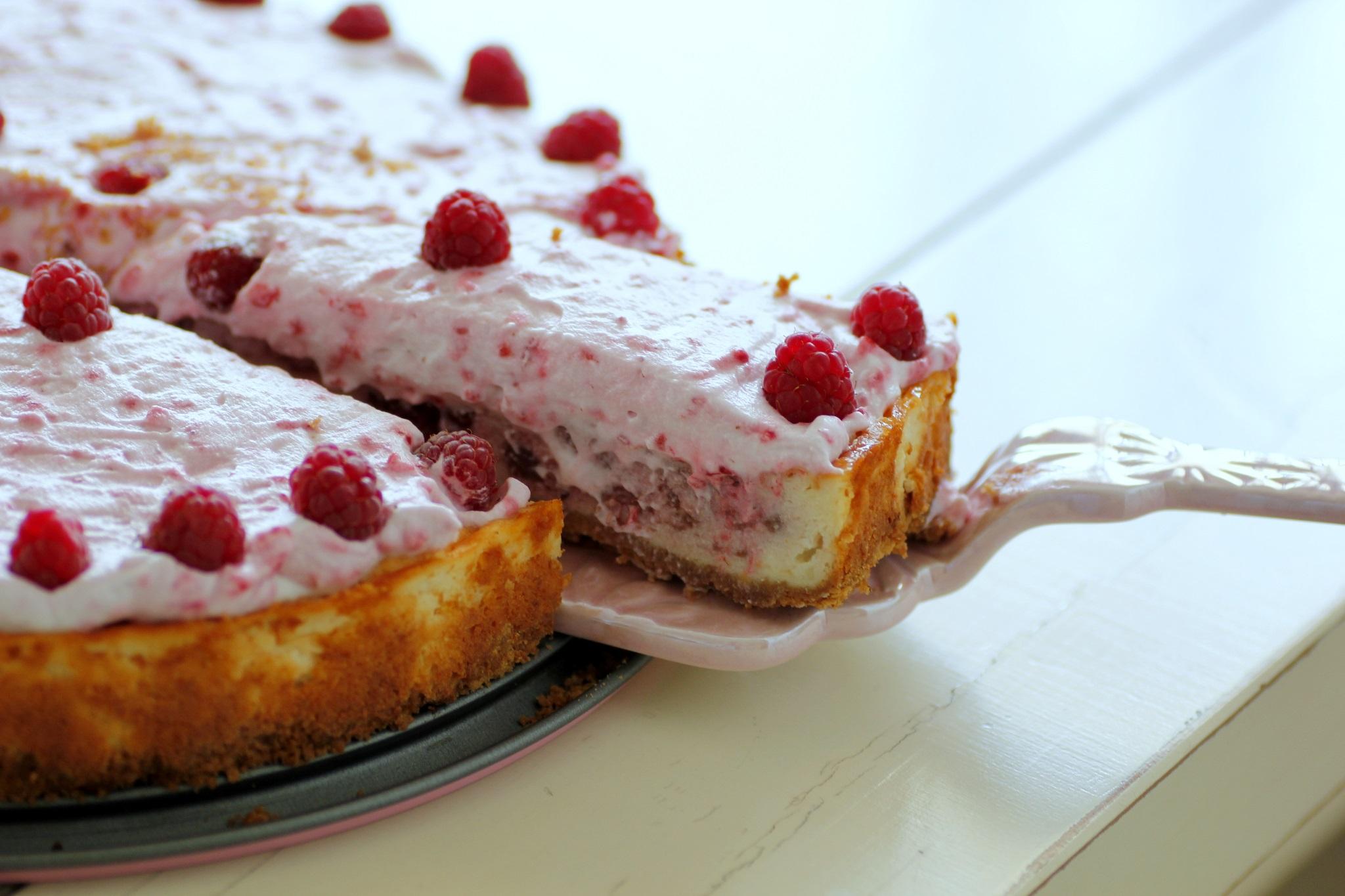 עוגת גבינה ופטל מוקטן 7