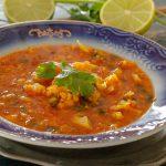 מרק כרובית הודי